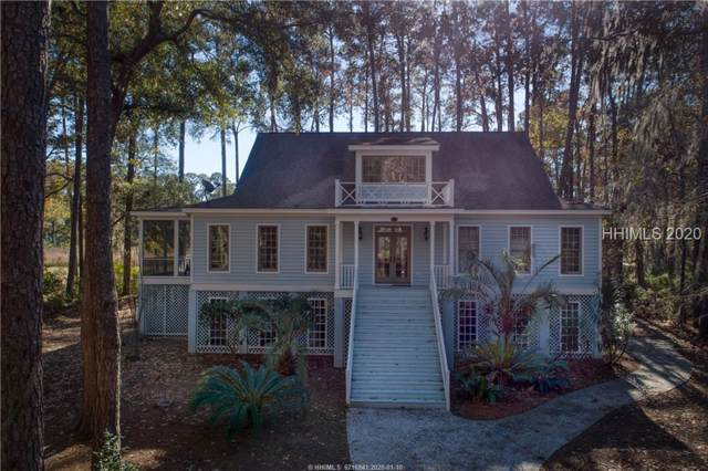 2 Masters Court, Daufuskie Island, SC 29915 (MLS #399278) :: The Alliance Group Realty