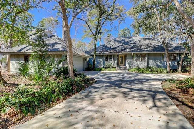 46 Port Tack, Hilton Head Island, SC 29928 (MLS #399541) :: Southern Lifestyle Properties