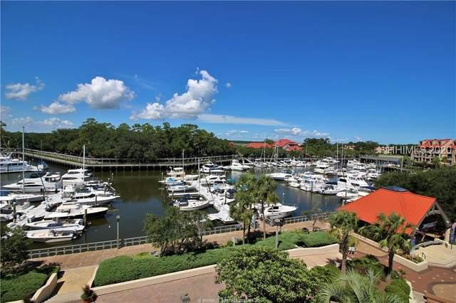 9 Harbourside Lane 7330C, Hilton Head Island, SC 29928 (MLS #399584) :: Judy Flanagan