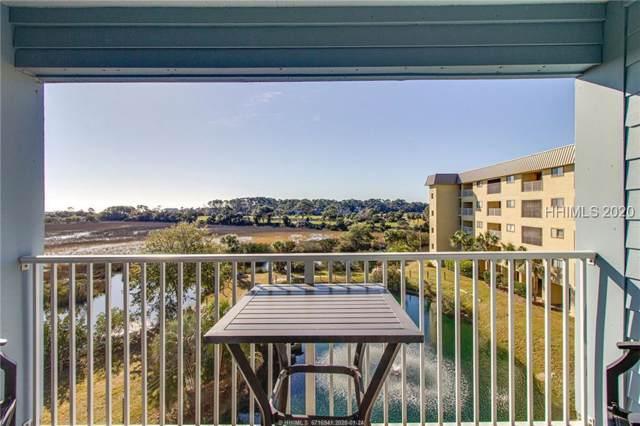 663 William Hilton Parkway #1311, Hilton Head Island, SC 29928 (MLS #399805) :: The Alliance Group Realty