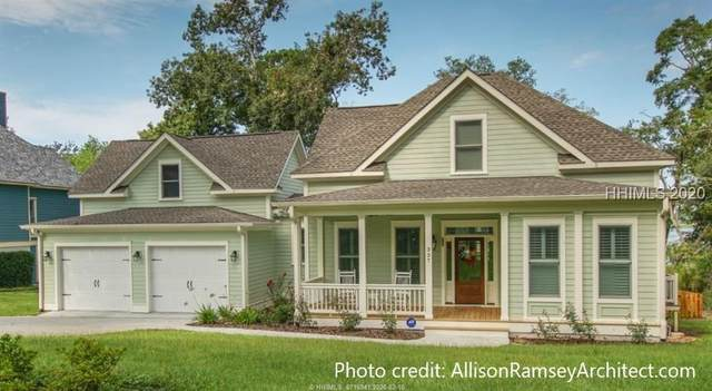 35 Spartina Crescent, Bluffton, SC 29910 (MLS #399932) :: Collins Group Realty