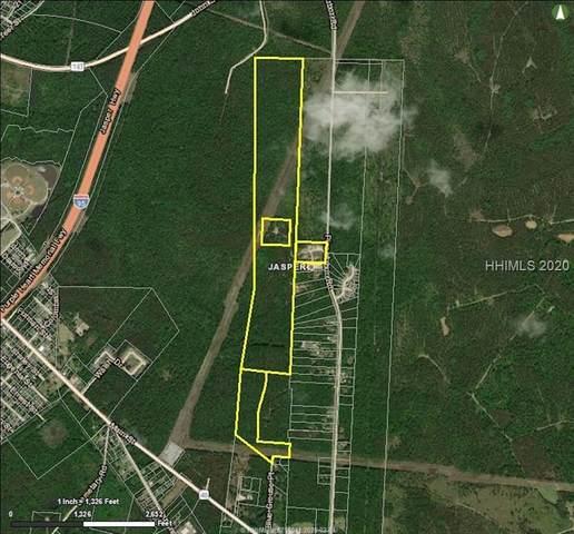 0 Pine Arbor, Hardeeville, SC 29927 (MLS #399936) :: The Coastal Living Team