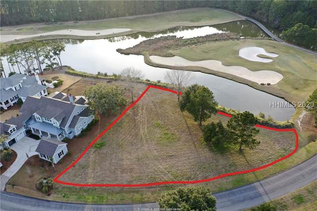 154 Oldfield Way, Bluffton, SC 29909 (MLS #400045) :: The Alliance Group Realty