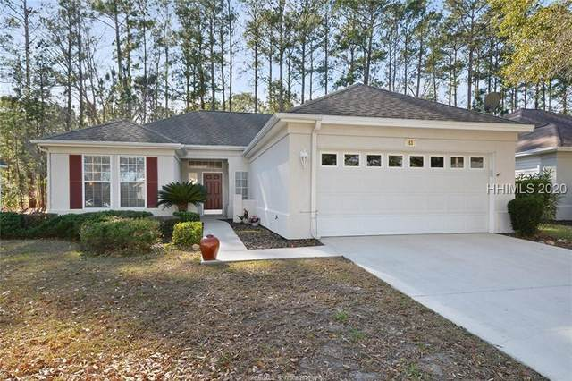 53 Hampton Circle, Bluffton, SC 29909 (MLS #400069) :: The Sheri Nixon Team