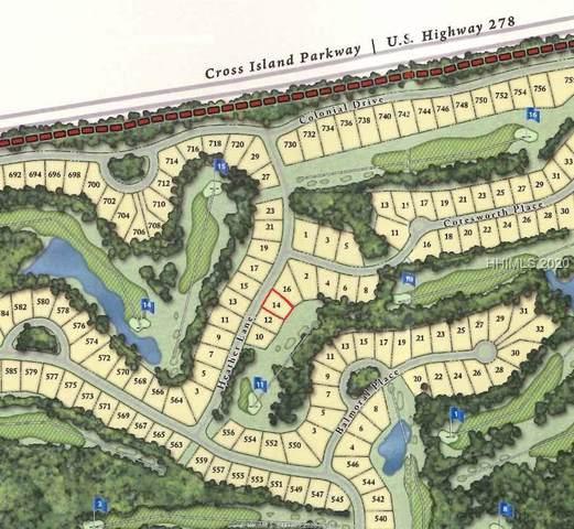 14 Heather Lane, Hilton Head Island, SC 29926 (MLS #400183) :: Southern Lifestyle Properties