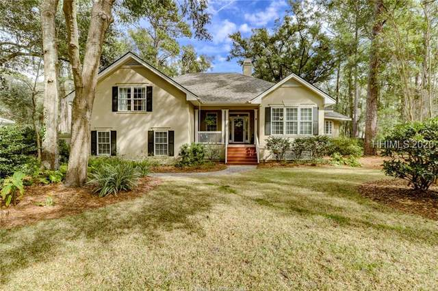 1 Sabal Court, Hilton Head Island, SC 29926 (MLS #400188) :: Schembra Real Estate Group