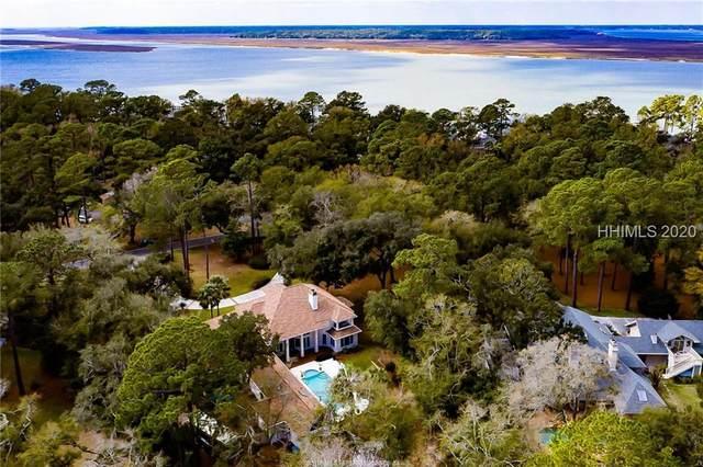 37 Brams Point Road, Hilton Head Island, SC 29926 (MLS #400257) :: The Coastal Living Team