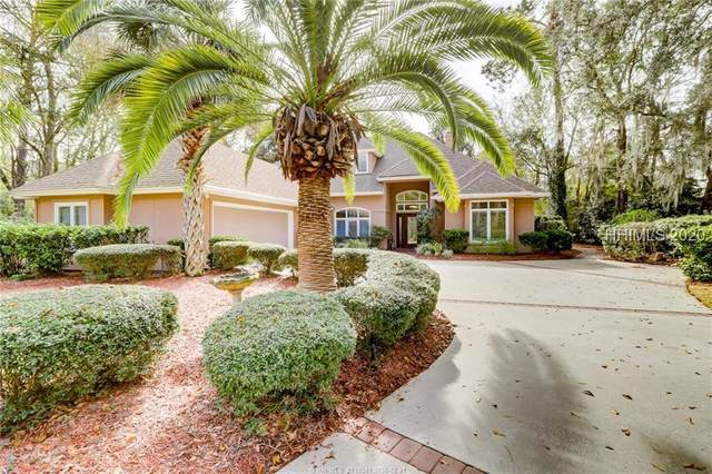 16 Branford Lane, Hilton Head Island, SC 29926 (MLS #400323) :: The Coastal Living Team