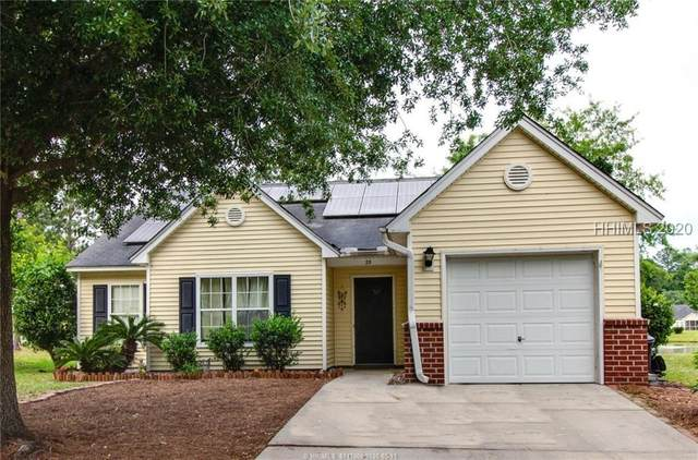 25 Spruce Drive, Bluffton, SC 29910 (MLS #400359) :: The Alliance Group Realty