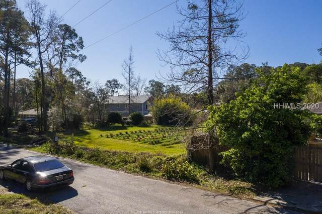 Lot 8/9 Tillman Street, Bluffton, SC 29910 (MLS #400466) :: The Coastal Living Team