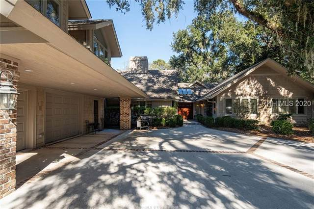 26 Red Oak Road, Hilton Head Island, SC 29928 (MLS #400527) :: Hilton Head Dot Real Estate