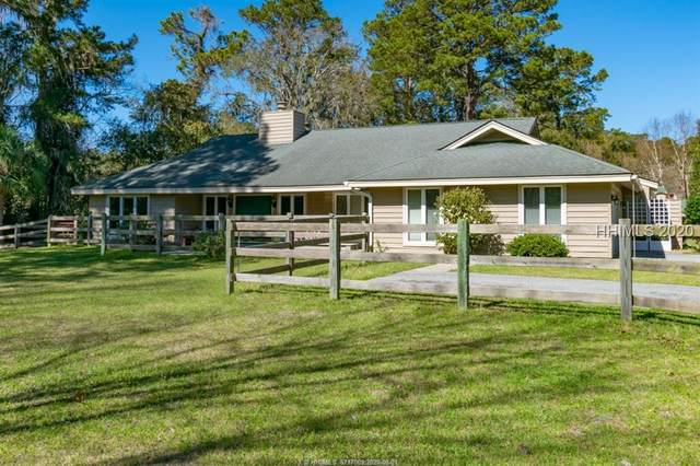 6 Fox Meadow, Bluffton, SC 29910 (MLS #400540) :: Collins Group Realty