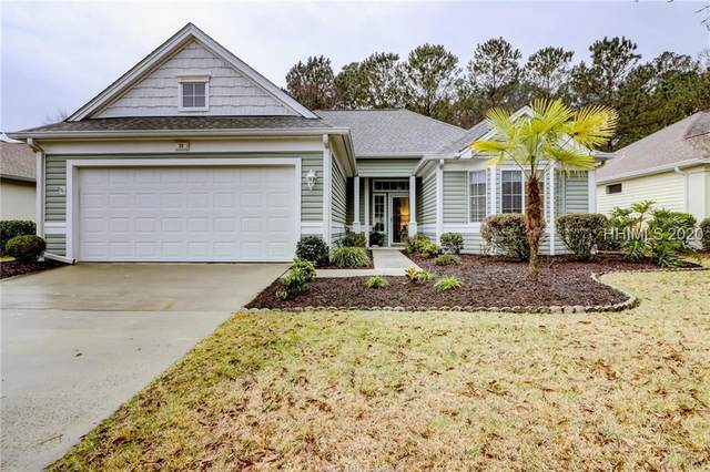 33 Hampton Circle, Bluffton, SC 29909 (MLS #400547) :: The Sheri Nixon Team