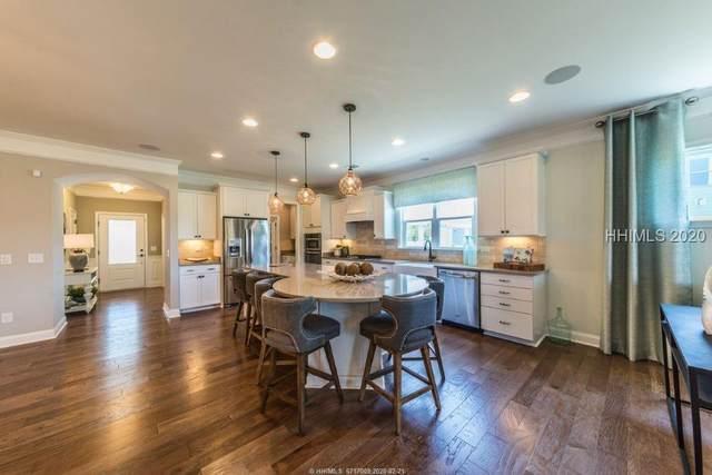 112 Wheelhouse Way, Bluffton, SC 29910 (MLS #400648) :: Coastal Realty Group