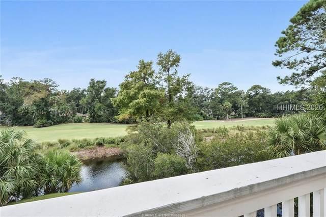 186 Colonnade Road #186, Hilton Head Island, SC 29928 (MLS #400661) :: Southern Lifestyle Properties