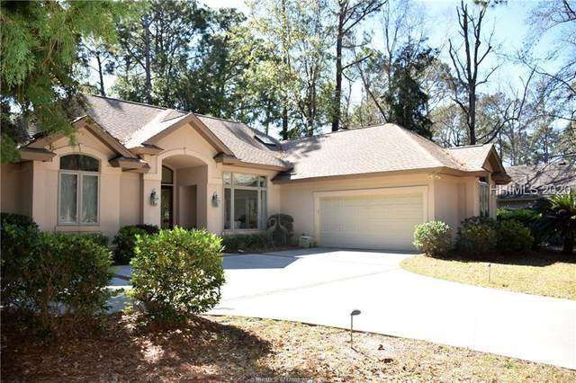 37 Santa Maria Drive, Hilton Head Island, SC 29926 (MLS #400669) :: The Coastal Living Team