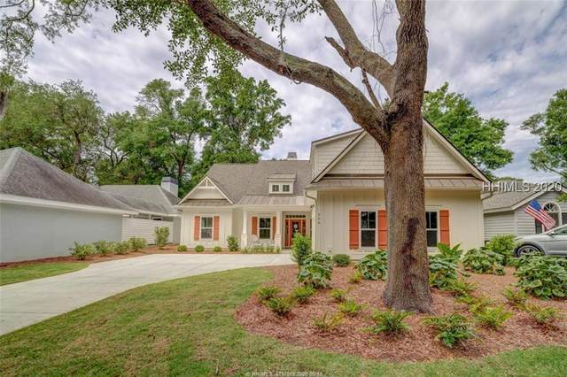 660 S Reeve Road, Saint Helena Island, SC 29920 (MLS #400690) :: Coastal Realty Group