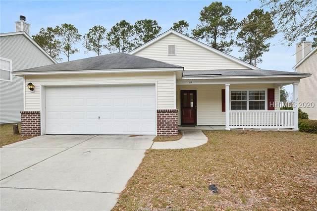 83 Pine Ridge Drive, Bluffton, SC 29910 (MLS #400724) :: Coastal Realty Group