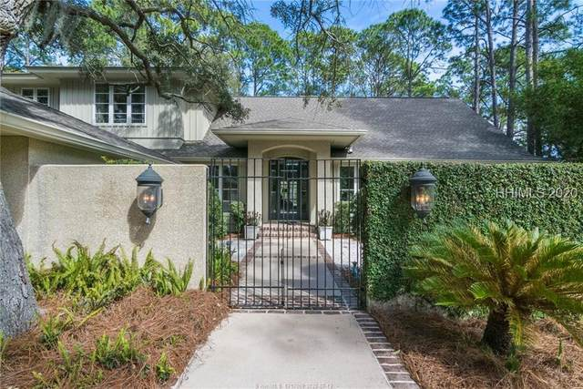 16 Audubon Pond Road, Hilton Head Island, SC 29928 (MLS #400747) :: Southern Lifestyle Properties