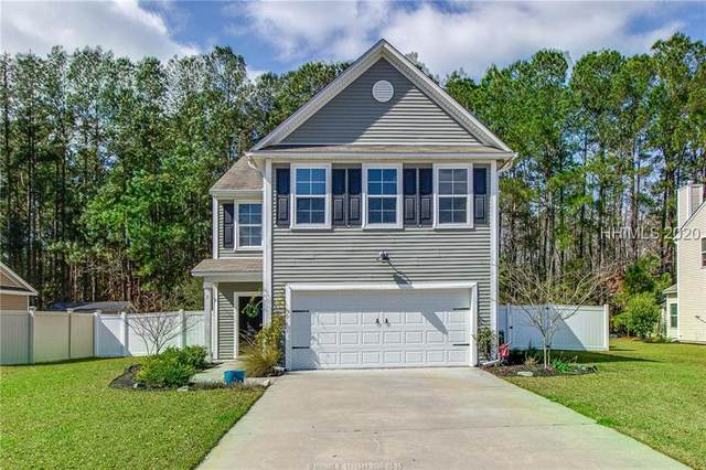3 Savannah Oak Drive, Bluffton, SC 29910 (MLS #400807) :: The Coastal Living Team