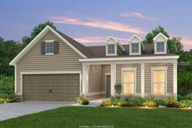 121 Wheelhouse Way, Bluffton, SC 29910 (MLS #401039) :: Coastal Realty Group
