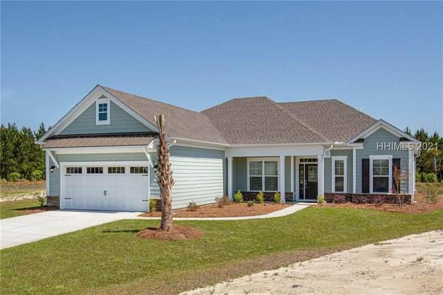 234 Water Walk, Hardeeville, SC 29927 (MLS #401067) :: Hilton Head Dot Real Estate