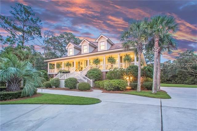 42 Seabrook Landing Drive, Hilton Head Island, SC 29926 (MLS #401190) :: Southern Lifestyle Properties
