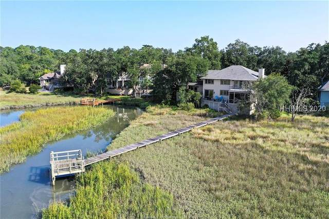 35 Hearthwood Drive, Hilton Head Island, SC 29928 (MLS #401287) :: Schembra Real Estate Group