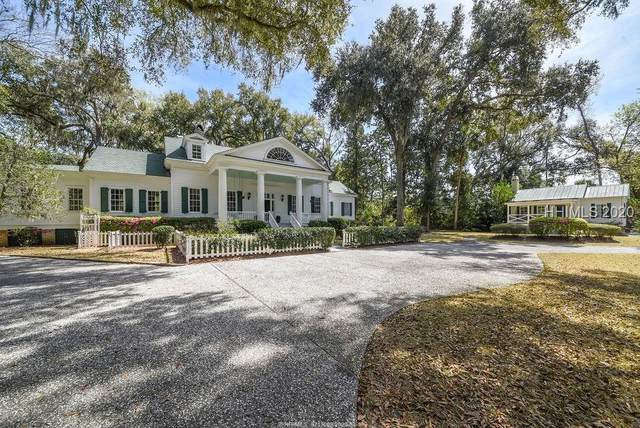 33 Oxford Drive, Hilton Head Island, SC 29928 (MLS #401311) :: The Sheri Nixon Team