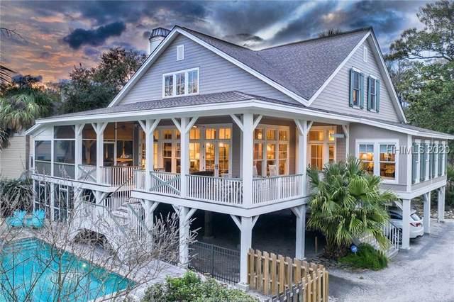 22 Carters Manor, Hilton Head Island, SC 29928 (MLS #401344) :: The Sheri Nixon Team