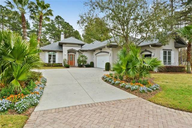 74 Clifton Drive, Bluffton, SC 29909 (MLS #401365) :: The Alliance Group Realty