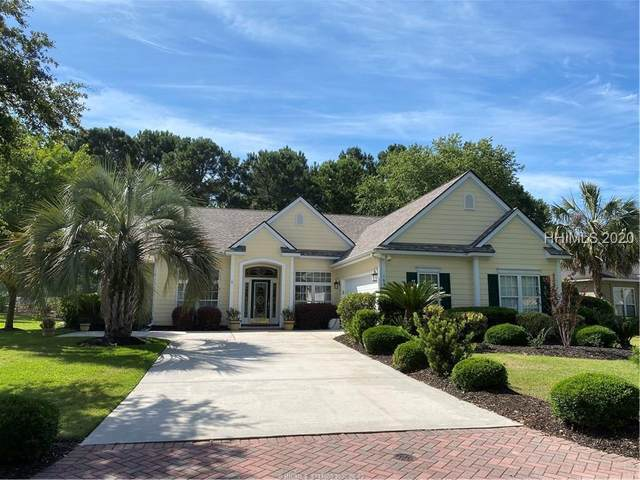163 Oak Forest Road, Bluffton, SC 29910 (MLS #401418) :: Collins Group Realty