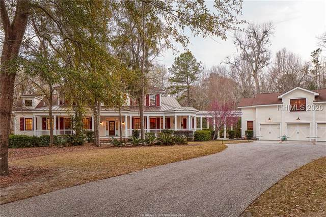 55 Rose Dhu Creek Plantation Drive, Bluffton, SC 29910 (MLS #401423) :: Collins Group Realty