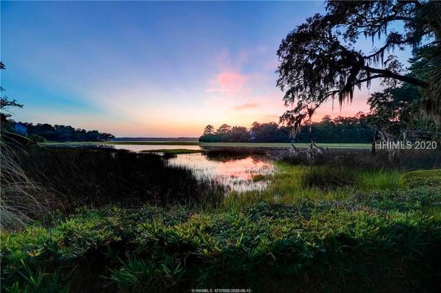 3 Ladson Court, Hilton Head Island, SC 29926 (MLS #401487) :: Southern Lifestyle Properties