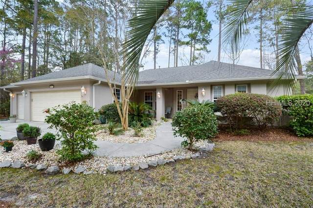 1 Holly Lane, Bluffton, SC 29909 (MLS #401602) :: Coastal Realty Group
