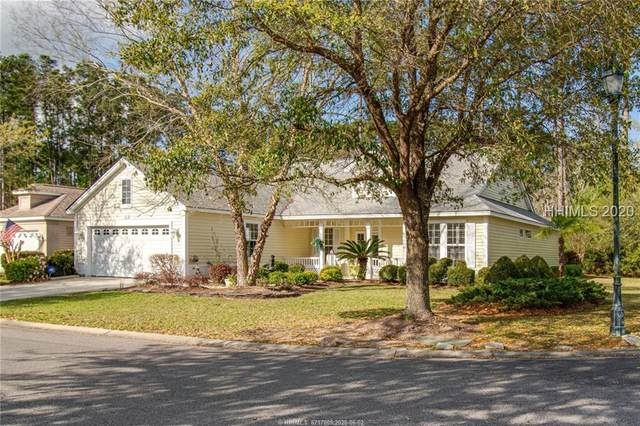 89 Hampton Circle, Bluffton, SC 29909 (MLS #401755) :: The Alliance Group Realty