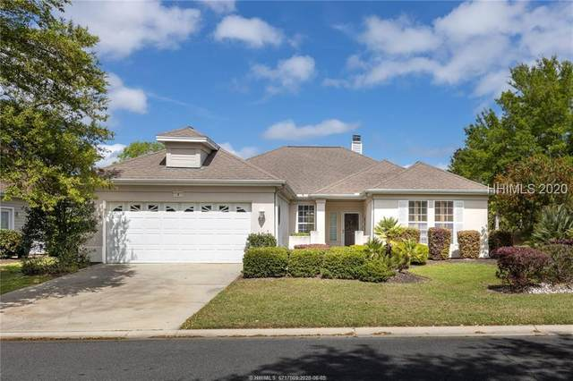 4 Hampton Circle, Bluffton, SC 29909 (MLS #401785) :: Coastal Realty Group
