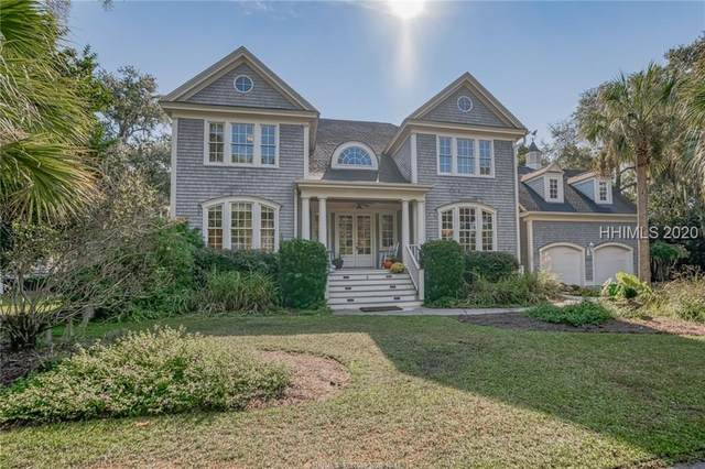 4 Rush Street, Beaufort, SC 29907 (MLS #401787) :: Schembra Real Estate Group