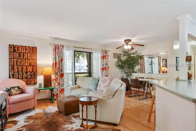 125 Cordillo Parkway #33, Hilton Head Island, SC 29928 (MLS #401896) :: Hilton Head Dot Real Estate