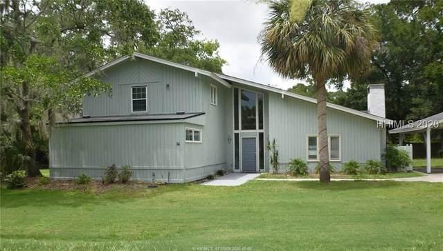 34 Sea Olive Road, Hilton Head Island, SC 29928 (MLS #401907) :: The Alliance Group Realty