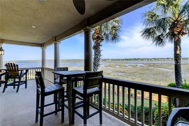 10 Newport Drive #3204, Hilton Head Island, SC 29928 (MLS #401924) :: Judy Flanagan