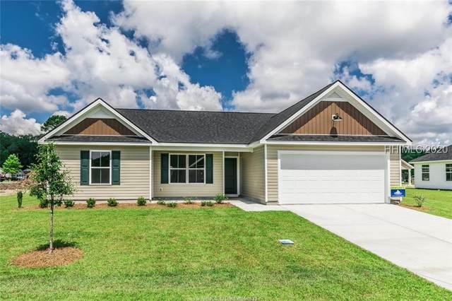 61 Jack Pine Road, Ridgeland, SC 29936 (MLS #401948) :: Judy Flanagan