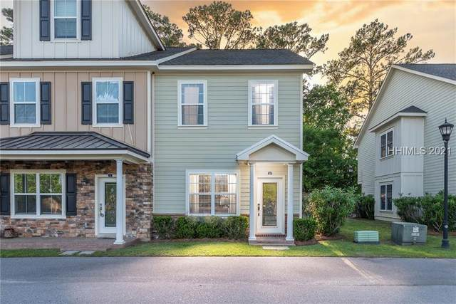 69 Battery Creek Club Drive, Beaufort, SC 29902 (MLS #402253) :: Charter One Realty