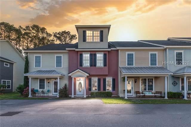 65 Battery Creek Club Drive, Beaufort, SC 29902 (MLS #402261) :: Hilton Head Real Estate Partners