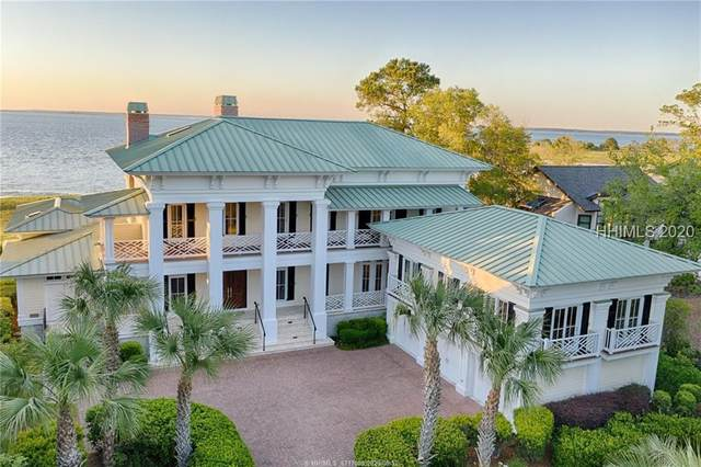 41 Ribaut Drive, Hilton Head Island, SC 29926 (MLS #402447) :: Coastal Realty Group