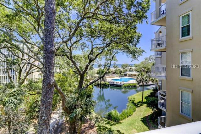 75 Ocean Lane #301, Hilton Head Island, SC 29928 (MLS #402468) :: The Coastal Living Team