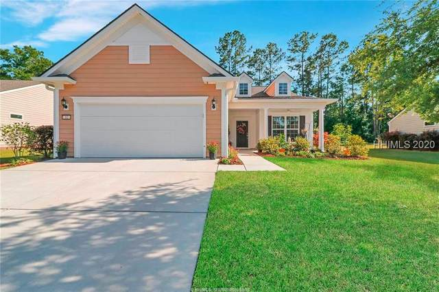 12 Weeping Willow Drive, Bluffton, SC 29910 (MLS #402513) :: Hilton Head Dot Real Estate