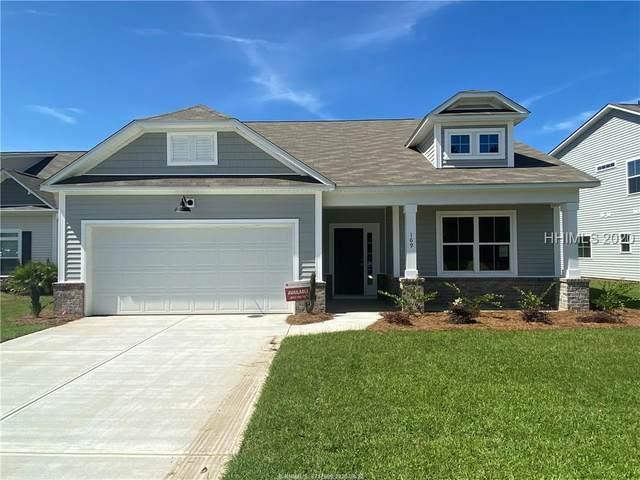 169 Fort Sullivan Drive, Ridgeland, SC 29936 (MLS #402755) :: Southern Lifestyle Properties