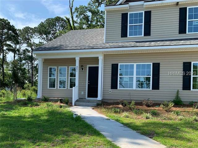 251 Admiration Avenue, Beaufort, SC 29906 (MLS #402843) :: Southern Lifestyle Properties