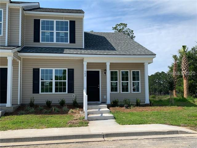 263 Admiration Avenue, Beaufort, SC 29906 (MLS #402851) :: Southern Lifestyle Properties
